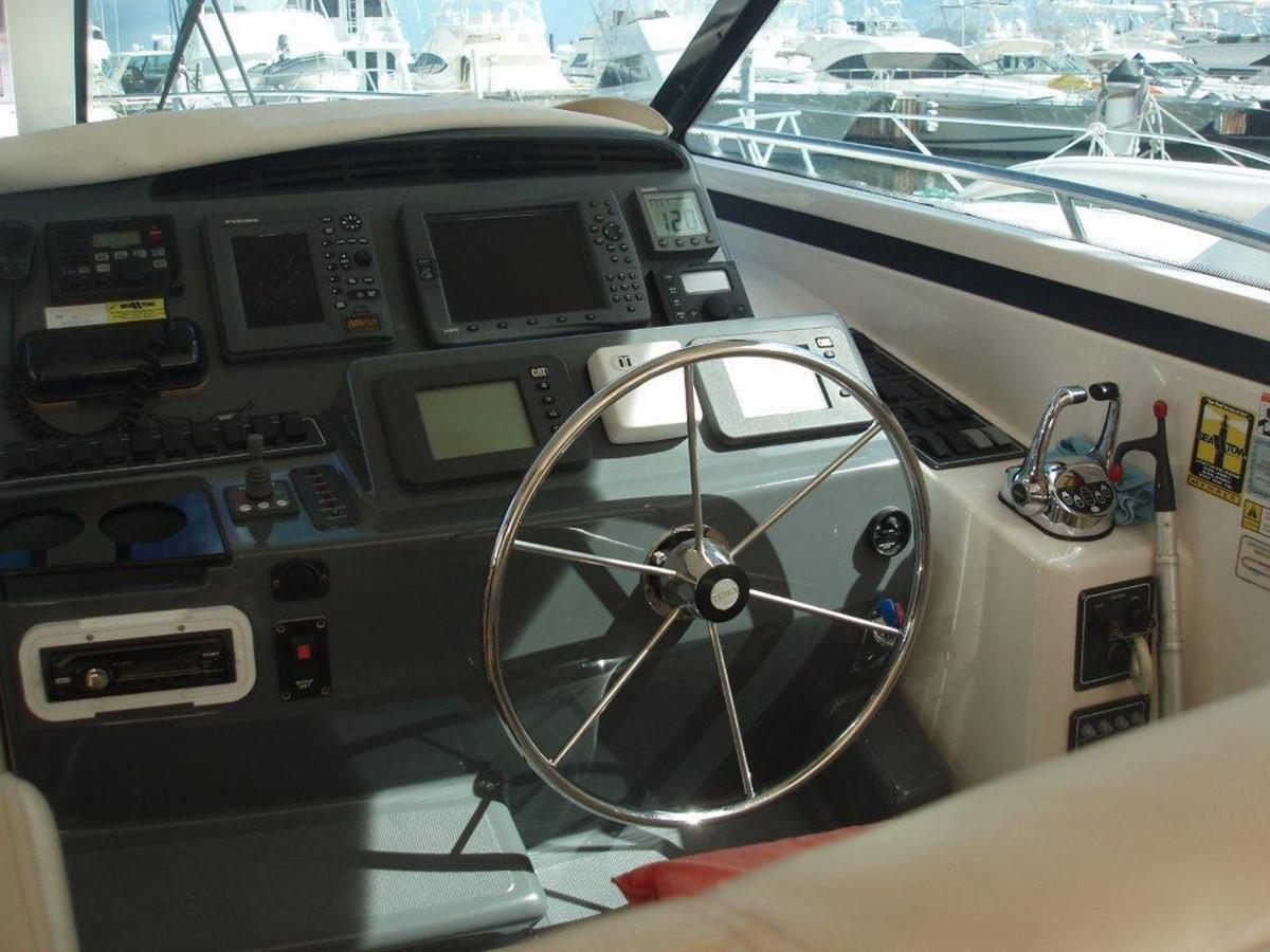 2002 TIARA Sovran 44' Motor Yacht 1166028