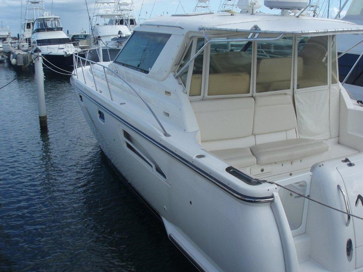 2002 TIARA Sovran 44' Motor Yacht 1166040
