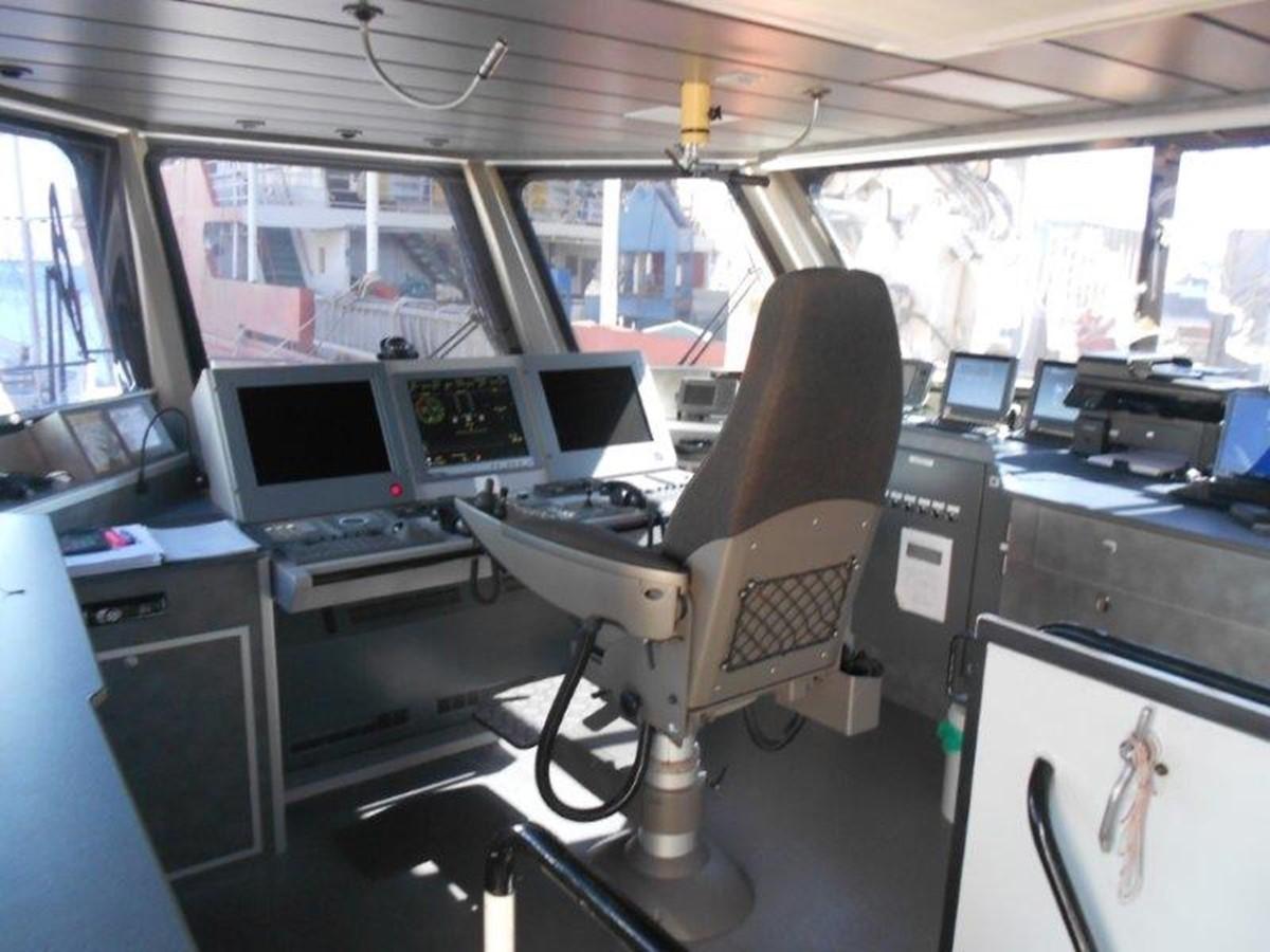 Bridge 2012 DAMEN Damen Sea Axe Expedition Yacht 1201688