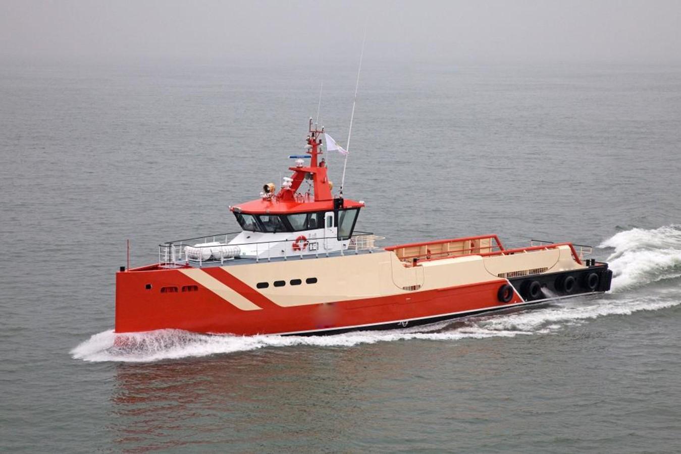 2012 DAMEN Damen Sea Axe Expedition Yacht 1206757