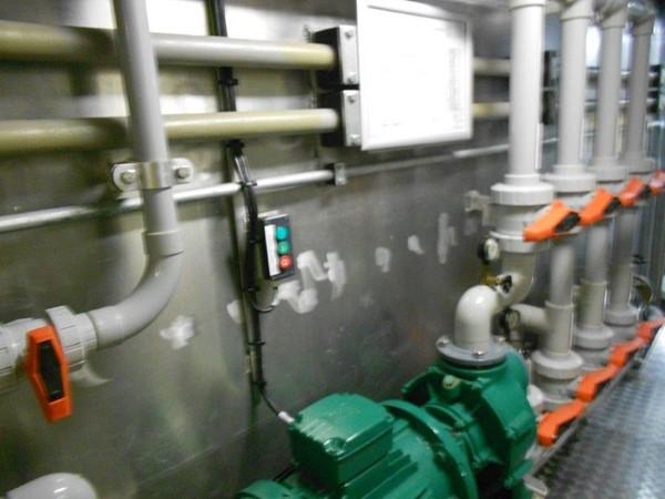 Pump Room 2012 DAMEN Damen Sea Axe Expedition Yacht 1201691