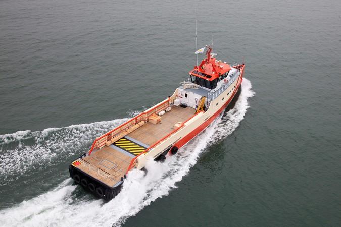 2012 DAMEN Damen Sea Axe Expedition Yacht 1206742