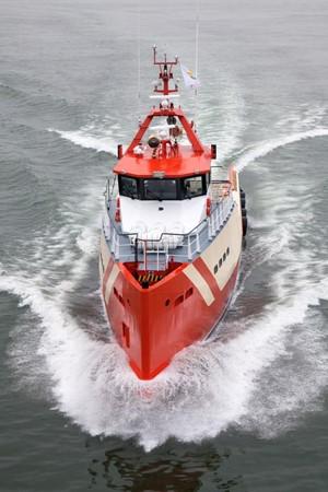 2012 DAMEN Damen Sea Axe Expedition Yacht 1206751