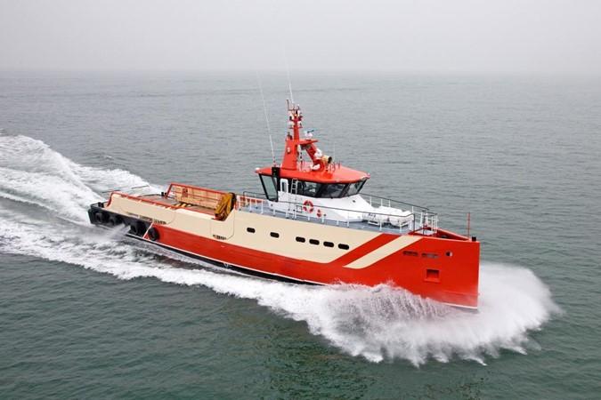 2012 DAMEN Damen Sea Axe Expedition Yacht 1206759