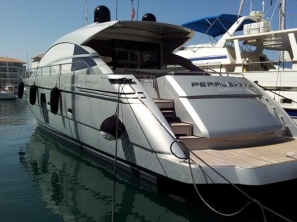 2010 PERSHING  Motor Yacht 1232878
