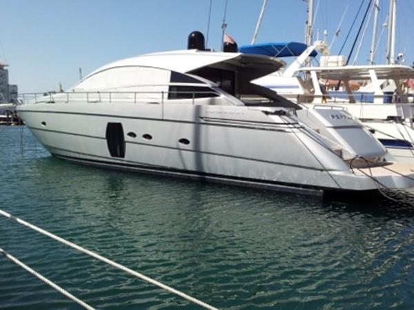 2010 PERSHING  Motor Yacht 1232880