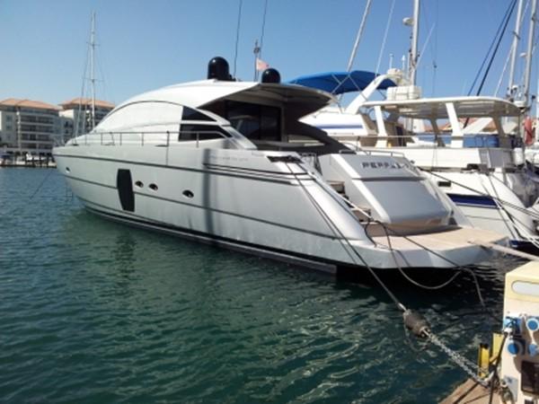 2010 PERSHING  Motor Yacht 1232881