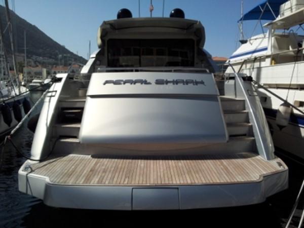 2010 PERSHING  Motor Yacht 1232891