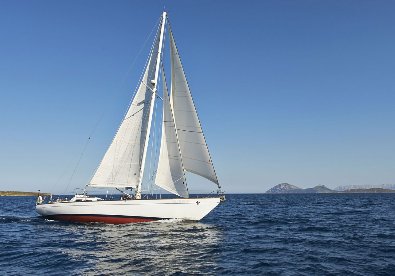 1972 SOUTHERN OCEAN SHIPYARD  Classic Yacht 1238887