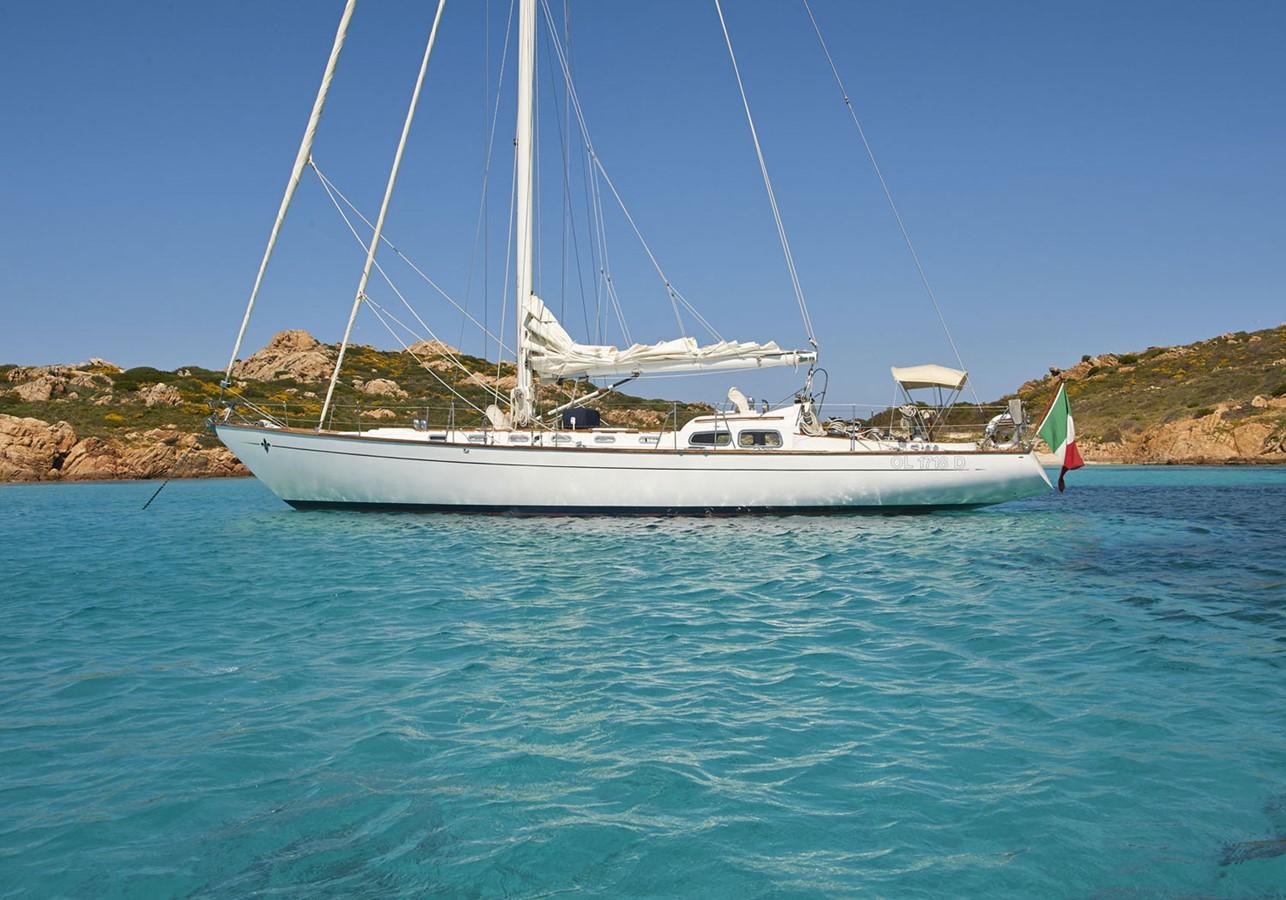 1972 SOUTHERN OCEAN SHIPYARD  Classic Yacht 1238889