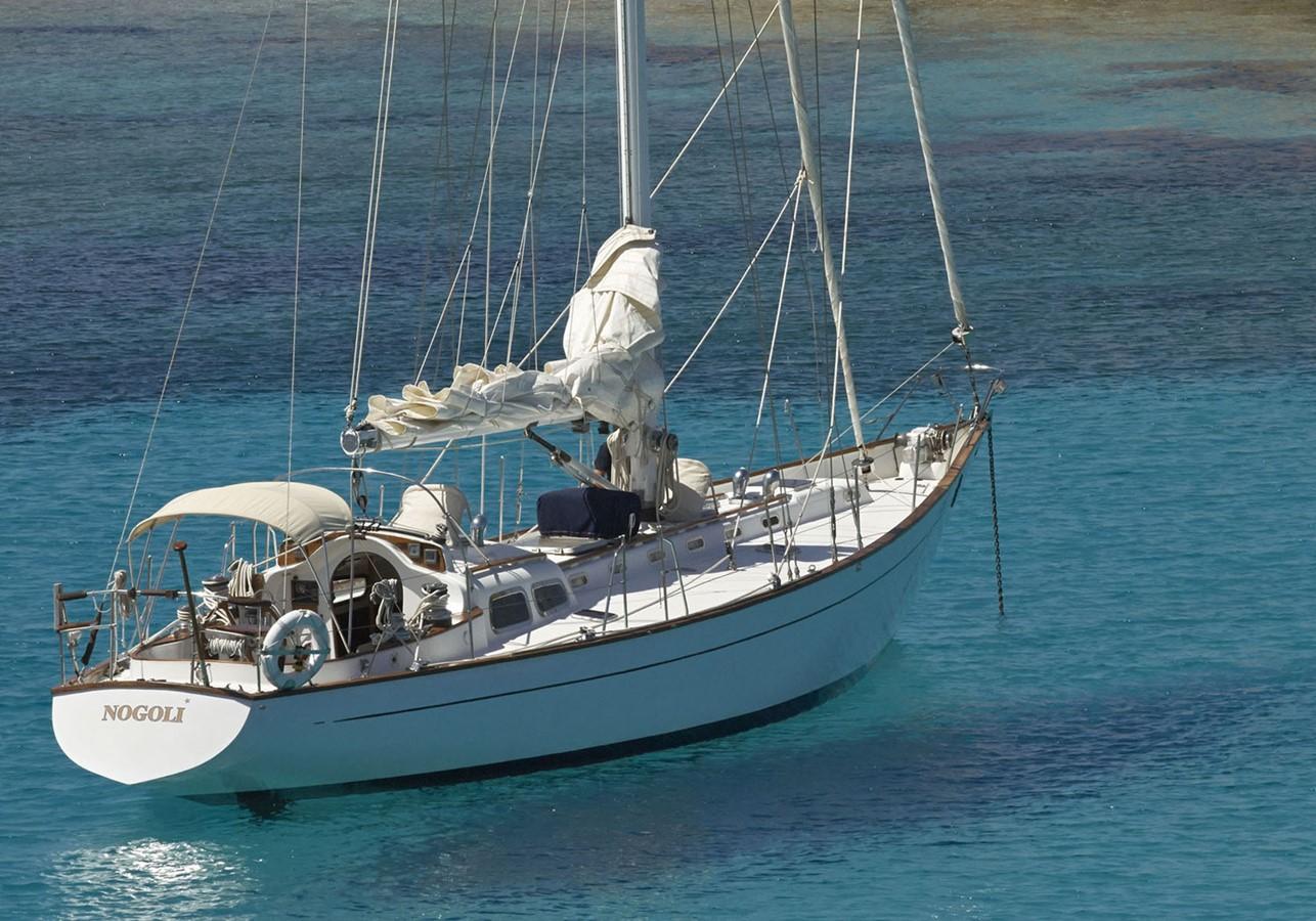 1972 SOUTHERN OCEAN SHIPYARD  Classic Yacht 1238890