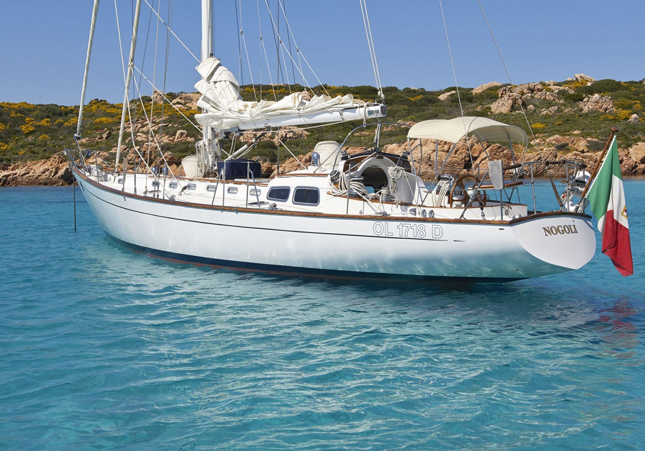 1972 SOUTHERN OCEAN SHIPYARD  Classic Yacht 1238891