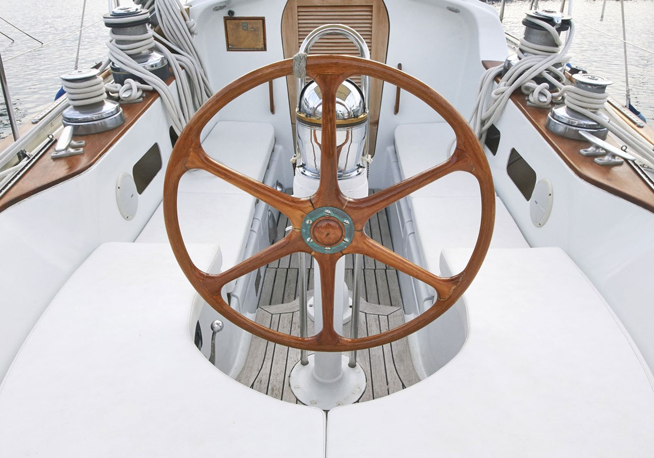 1972 SOUTHERN OCEAN SHIPYARD  Classic Yacht 1238894