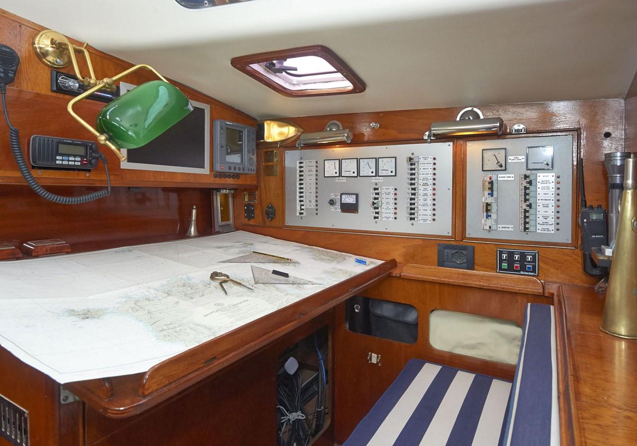1972 SOUTHERN OCEAN SHIPYARD  Classic Yacht 1238896