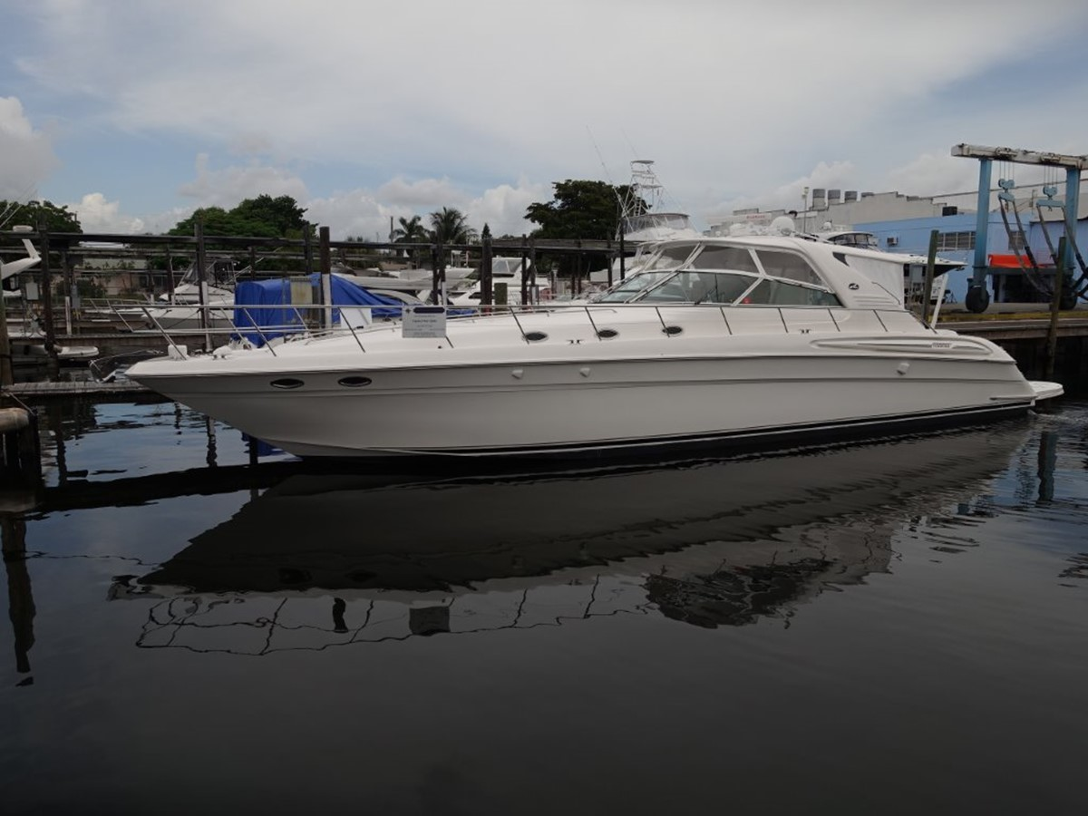 2002 SEA RAY  Cruiser 1260609