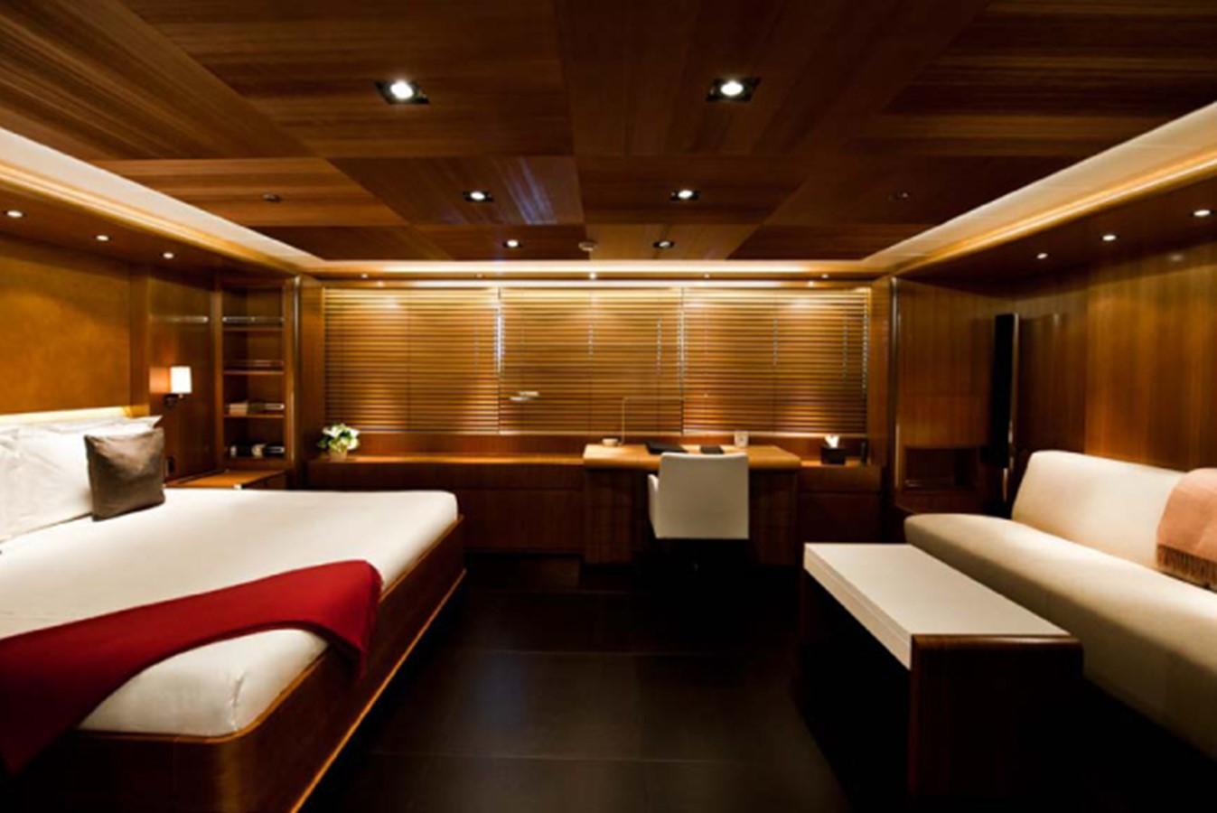 Master Stateroom - 183 PERINI NAVI For Sale