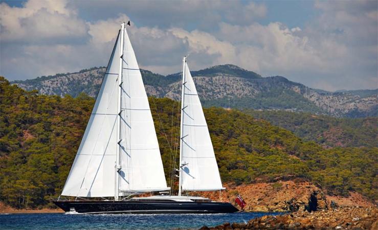 Sailing 2010 PERINI NAVI  Cruising Ketch 1265480