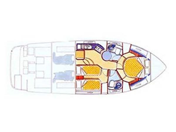 2002 AZIMUT 39  Motor Yacht 1286827