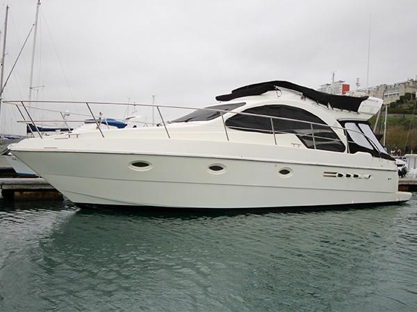 2002 AZIMUT 39  Motor Yacht 1352832