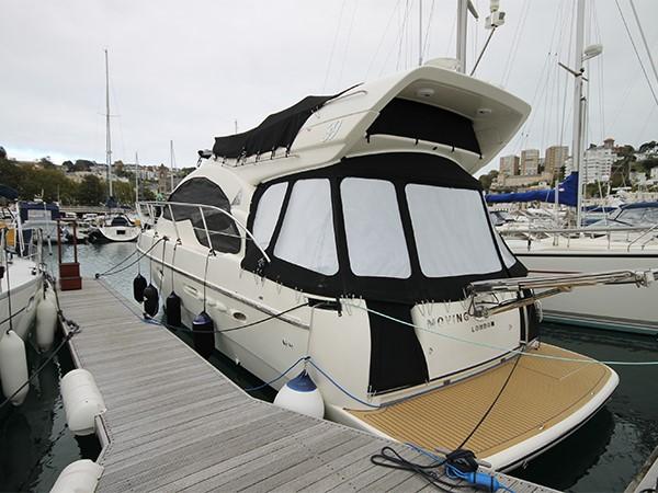 2002 AZIMUT 39  Motor Yacht 1352834