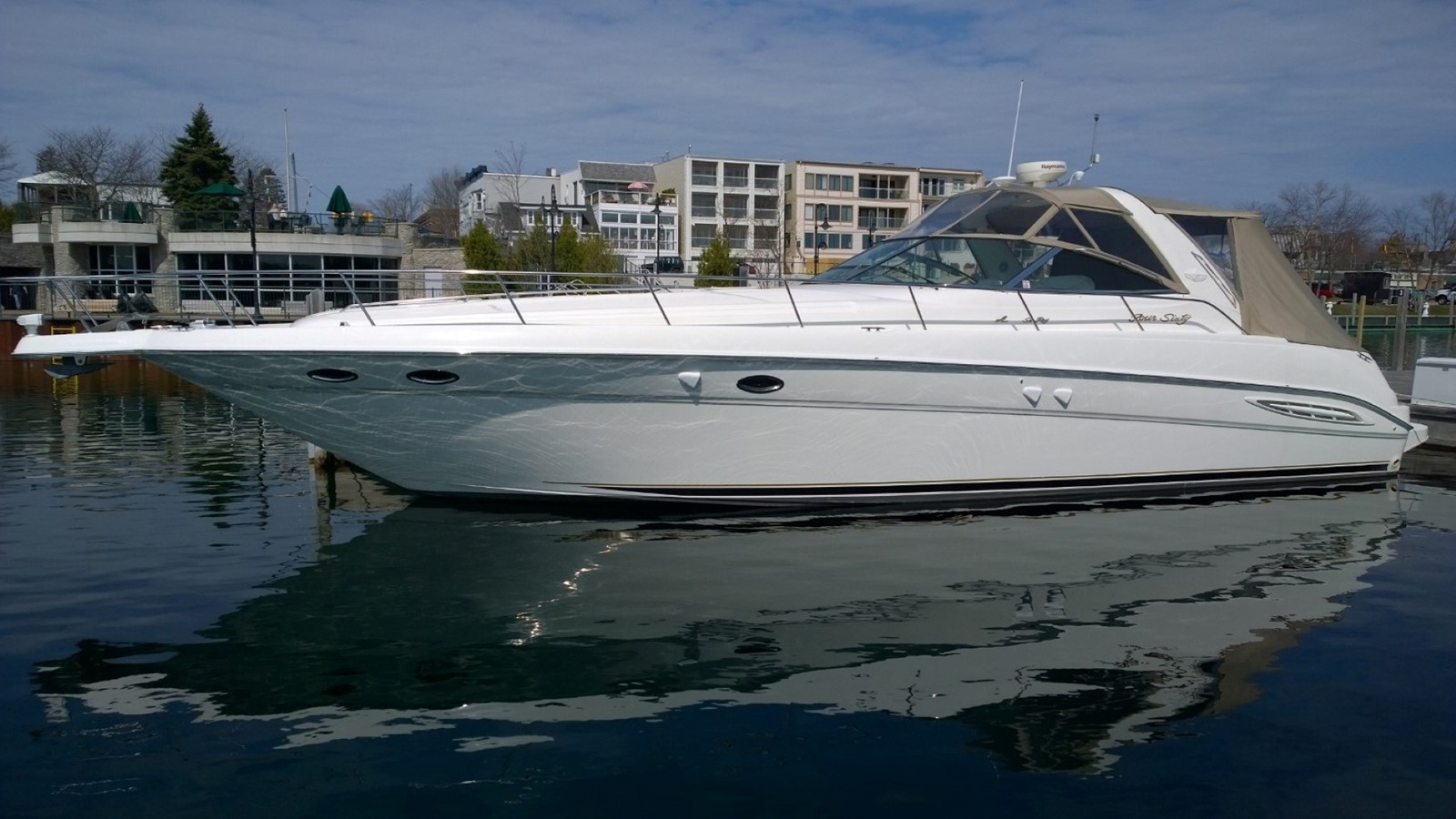 2000 SEA RAY 460 Sundancer Cruiser 1305019