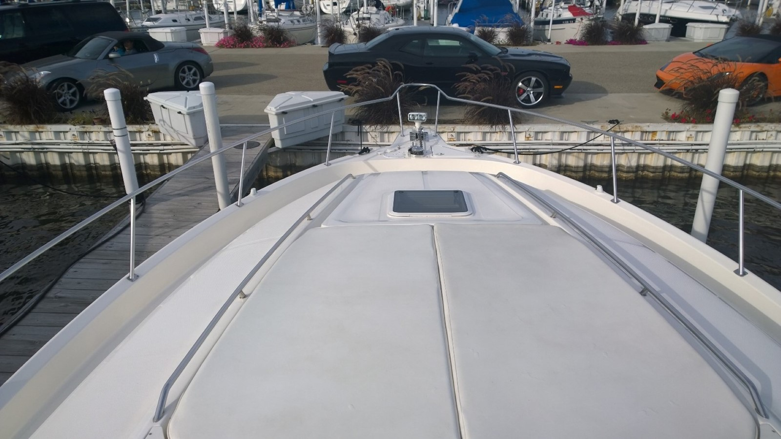 2000 SEA RAY 460 Sundancer Cruiser 1305031