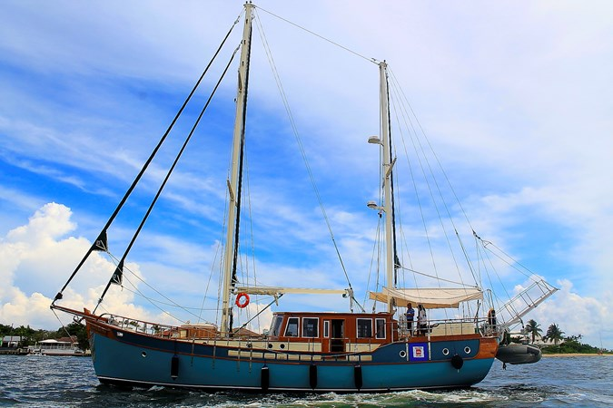 Profile 2014 Custom Ketch Ketch Cruising Sailboat 1314795