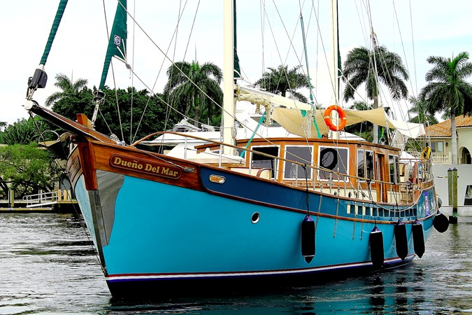 Profile 2014 Custom Ketch Ketch Cruising Sailboat 1314796