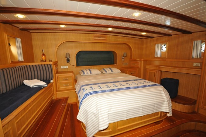 Mater Stateroom 2014 Custom Ketch Ketch Cruising Sailboat 1314805