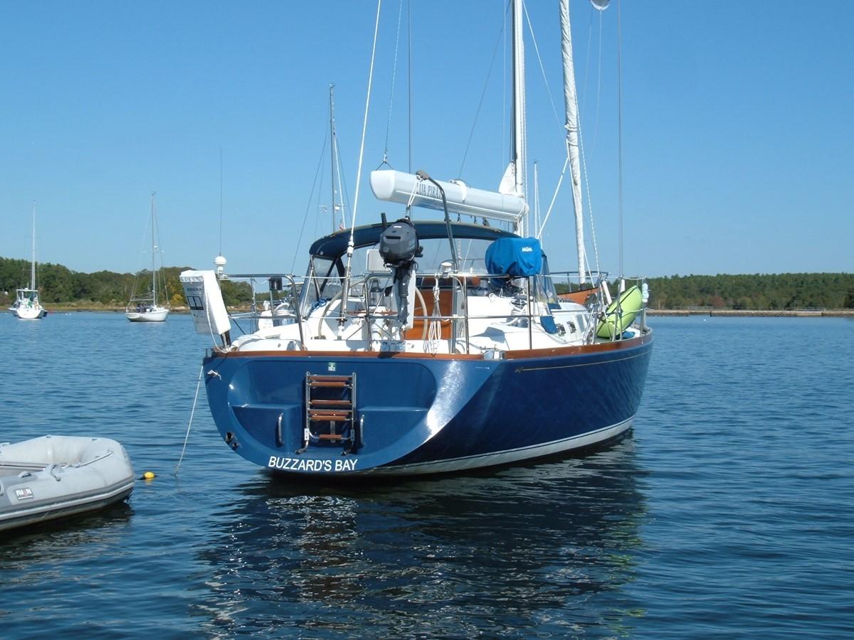 1999 SABRE YACHTS Sabre 452 Cruising Sailboat 1331940