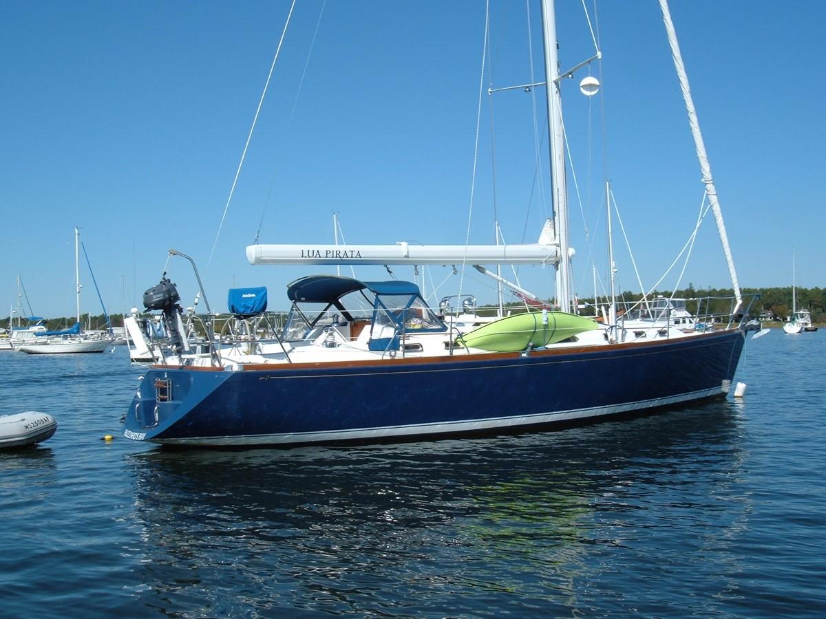 1999 SABRE YACHTS Sabre 452 Cruising Sailboat 1331941