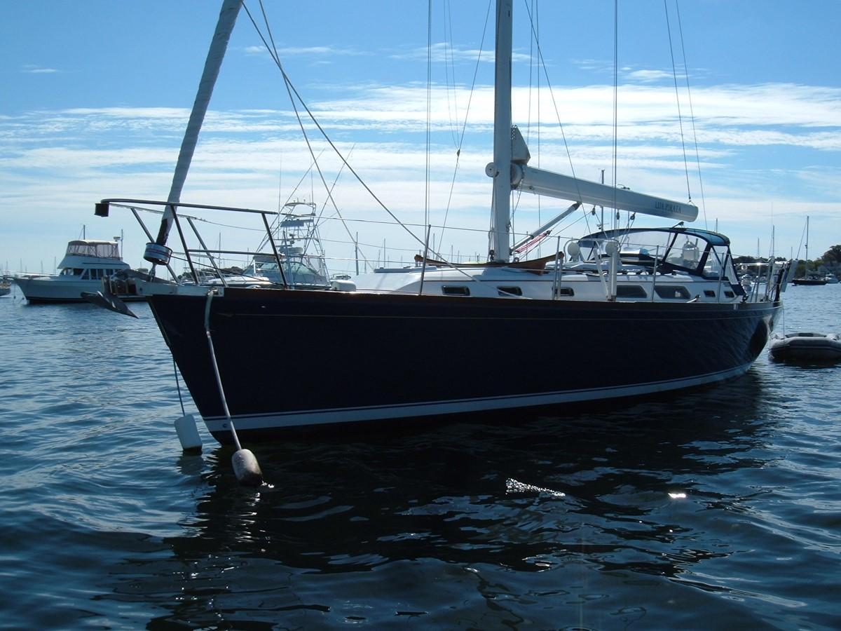 1999 SABRE YACHTS Sabre 452 Cruising Sailboat 1331945