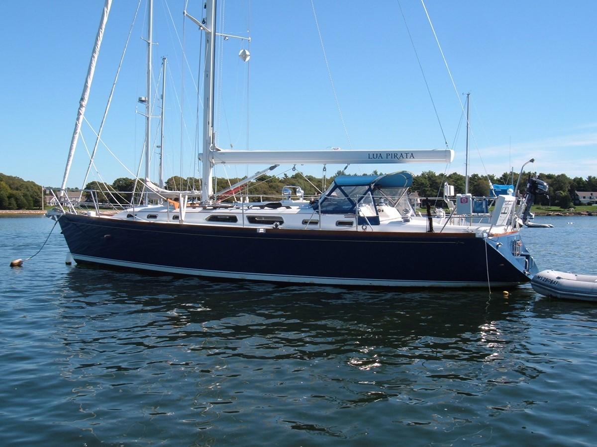 1999 SABRE YACHTS Sabre 452 Cruising Sailboat 1331946