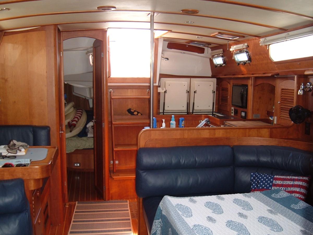 1999 SABRE YACHTS Sabre 452 Cruising Sailboat 1331960