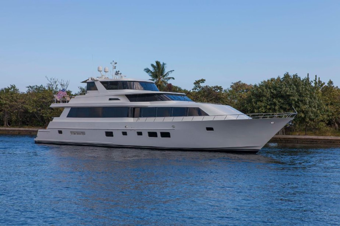 GOLDEN TOUCH - Starboard Profile