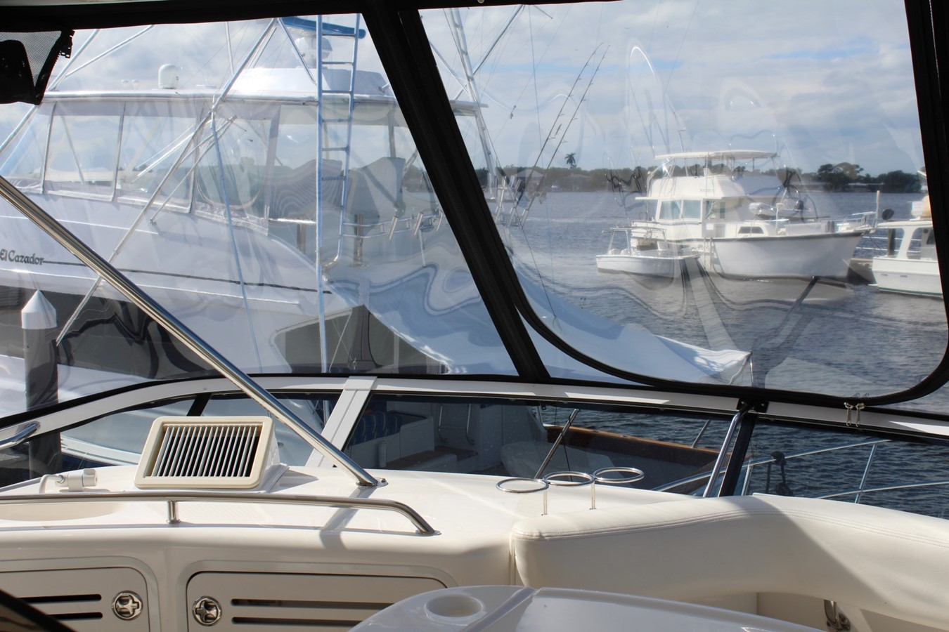 2003 SEA RAY 480 Sedan Bridge Motor Yacht 1335446