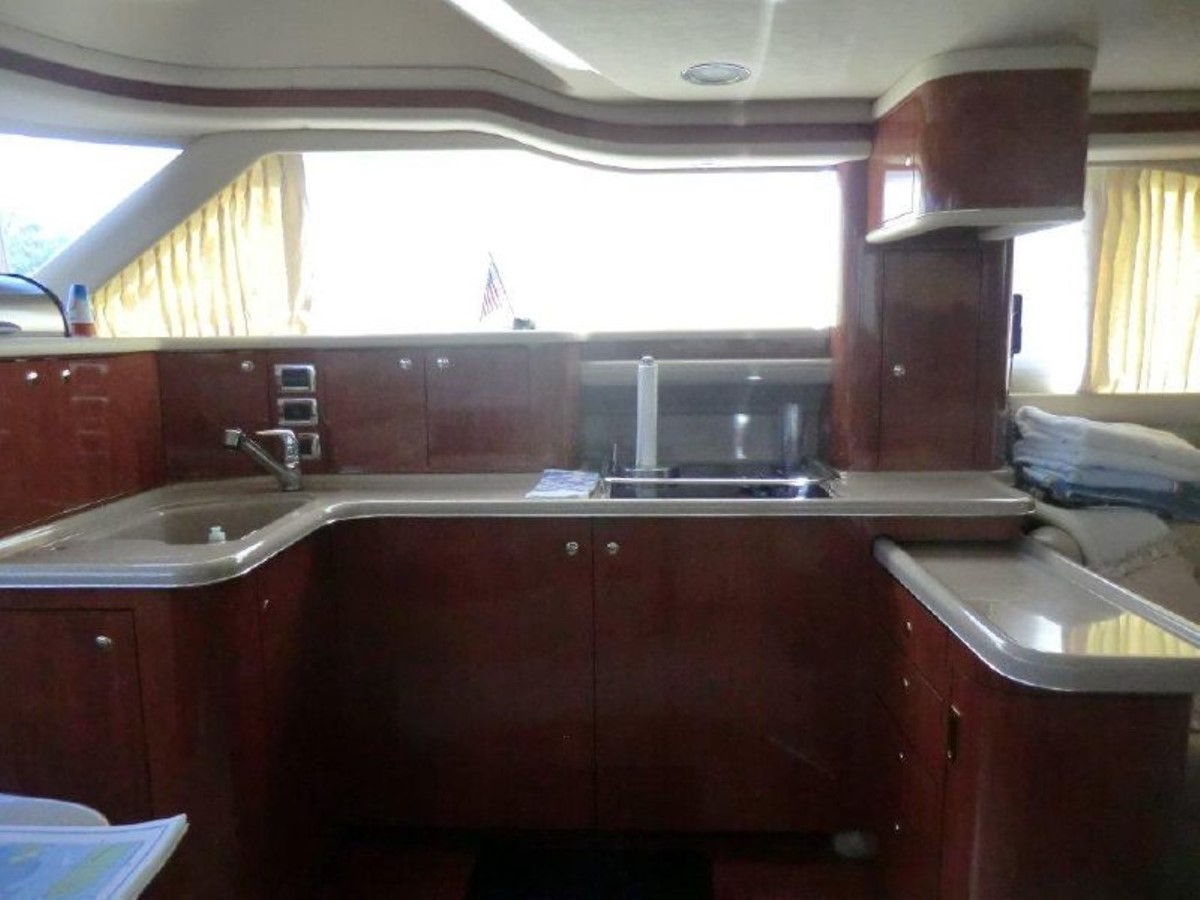 2003 SEA RAY 480 Sedan Bridge Motor Yacht 1335459