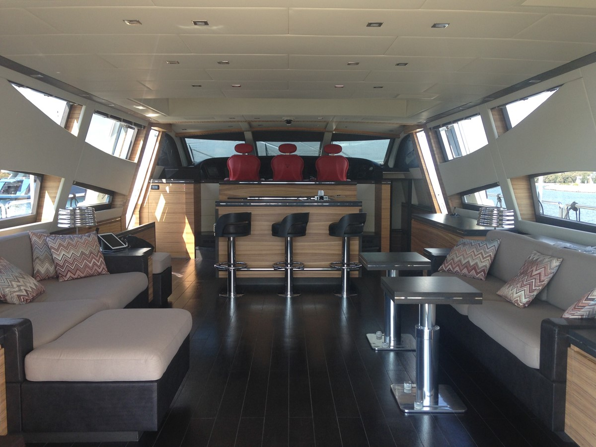 LEOPARD 34 yacht for sale