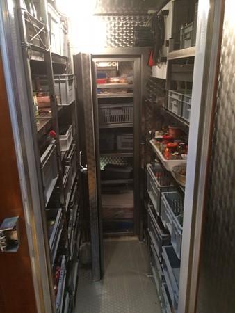Walk-in Freezer 1999 VITTERS  Sloop 1381249