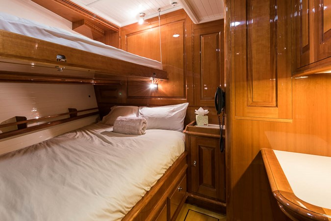 Captain's Cabin 1999 VITTERS  Sloop 1440563
