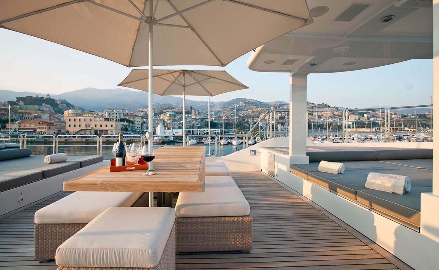 SENSEI yacht for sale