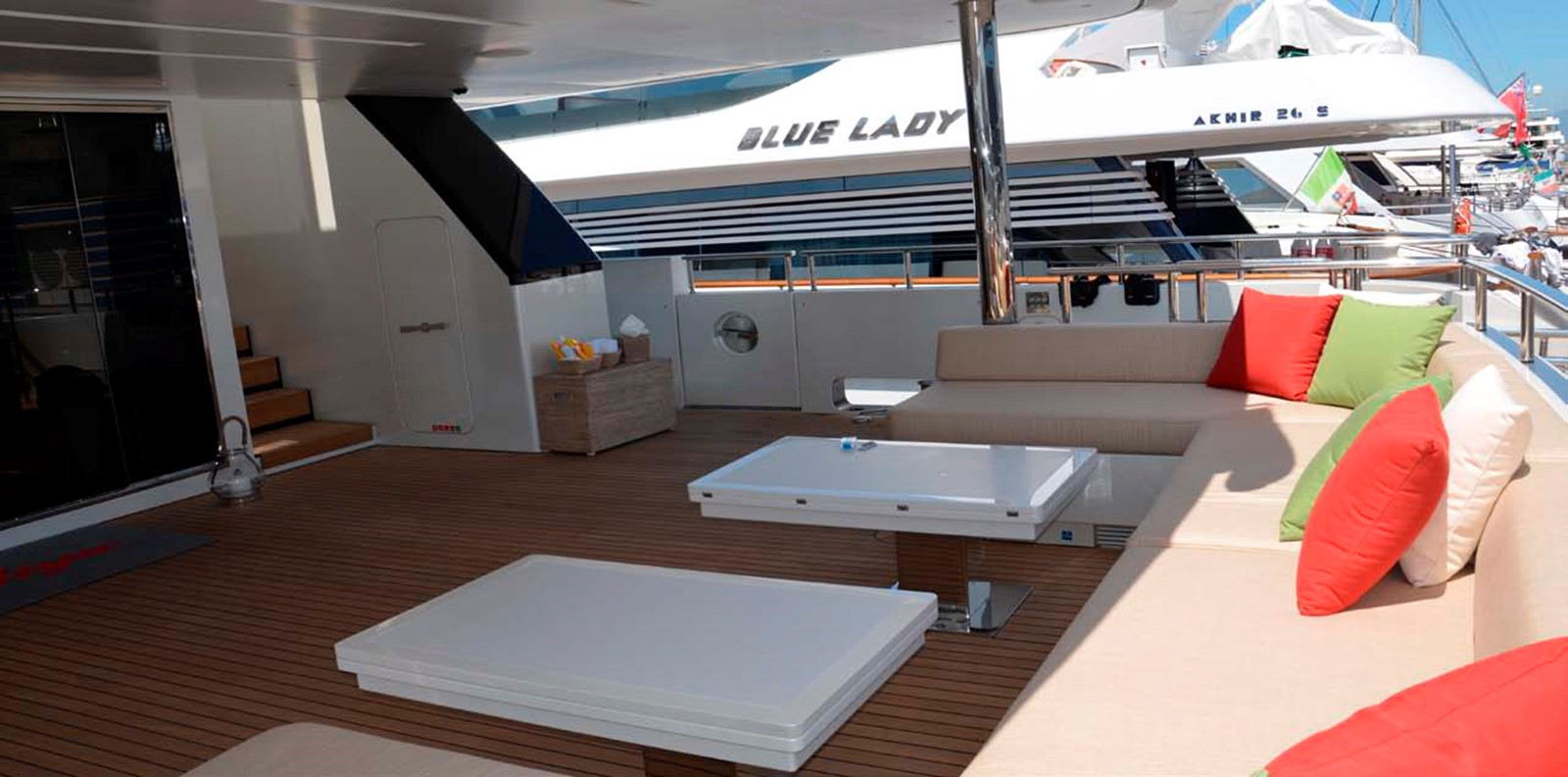 2013 SANLORENZO 40ALLOY Motor Yacht 1356923
