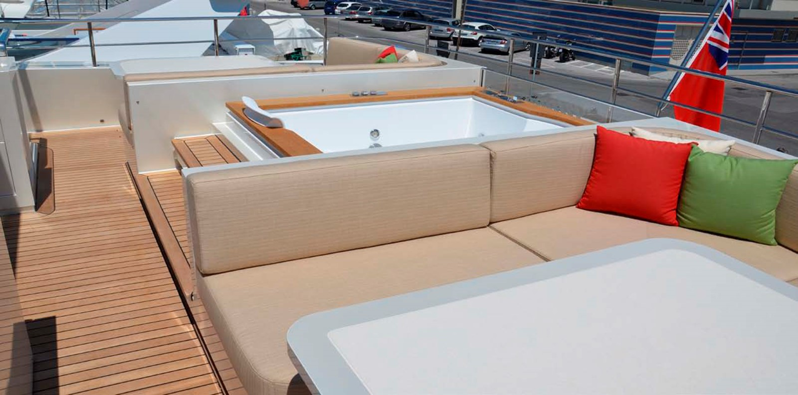 2013 SANLORENZO 40ALLOY Motor Yacht 1356925