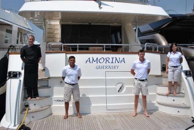 FALCON AMORINA Yacht for Sale