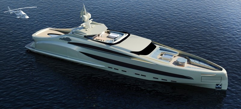 ACURY MY 65 SEA BULL 2019 Nedship Group MEGA YACHT SEA BULL 65m Mega Yacht  MLS #227138 | YATCO MLS - Yacht Sales
