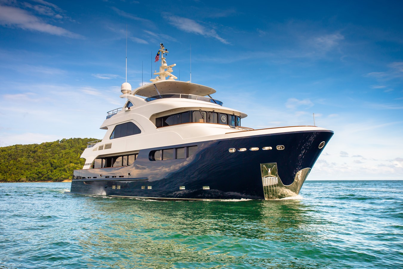 2009 JADE YACHTS  Expedition Yacht 1415606