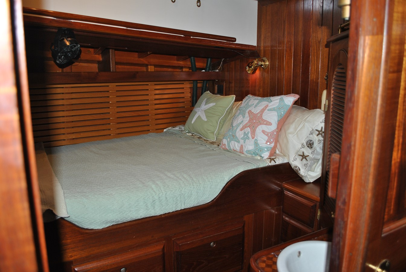 Guest #1 1991 COVEY ISLAND BOAT WORKS  Cruising Sailboat 1522889