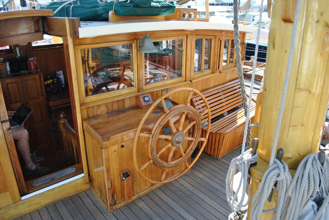 Deckhouse 1991 COVEY ISLAND BOAT WORKS  Cruising Sailboat 1522919