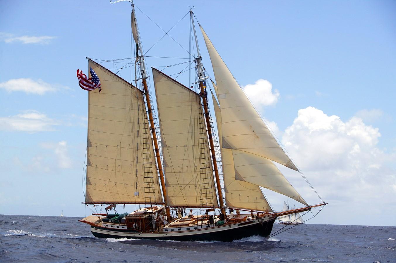 1991 COVEY ISLAND BOAT WORKS  Cruising Sailboat 1522922