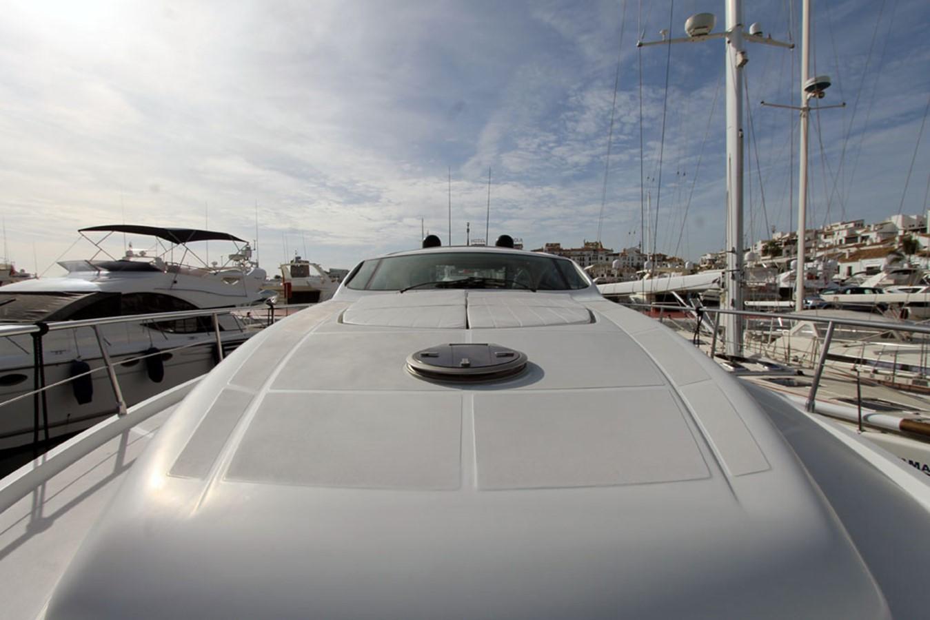 2005 PERSHING 62 Cruiser 1362473